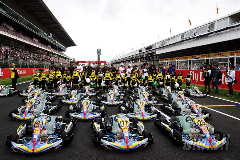 Karting demonstration at Youth Olympics 'significant step' for FIA