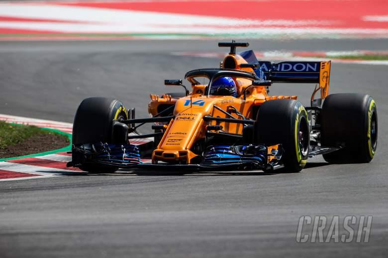 Brown membantah McLaren berhenti mengembangkan mobil F1 '18 pada Mei