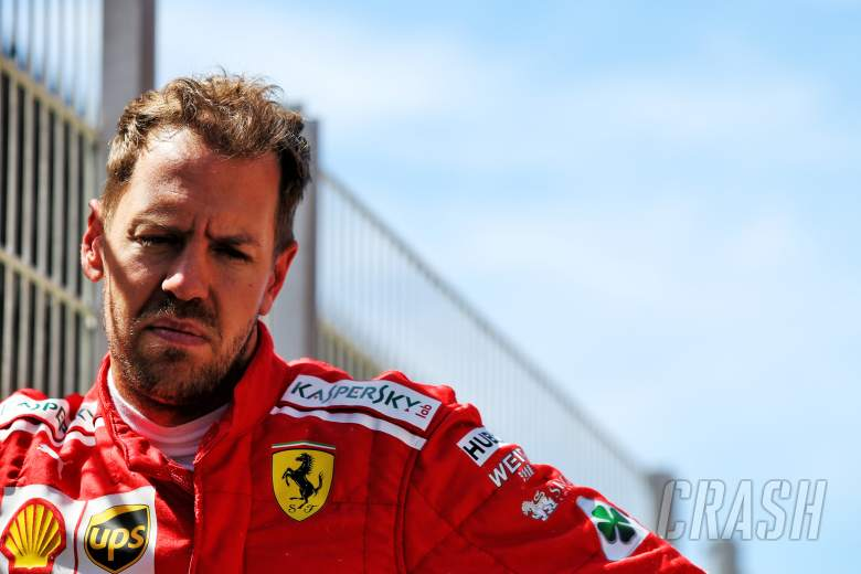 F1 Gossip: Vettel a 'massively overrated one-trick pony'