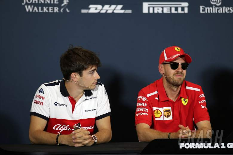 Vettel tidak mengharapkan adanya 'bulls ** t' dari Leclerc di Ferrari