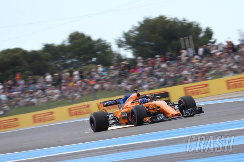 Masalah aero F1 McLaren tidak muncul di terowongan angin