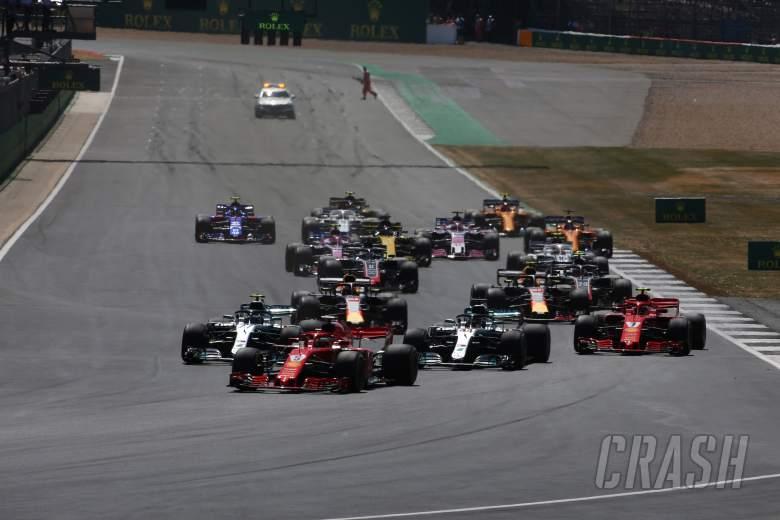 """F1 memiliki """"berbagai pilihan"""" jika Silverstone menurunkan kalender"""