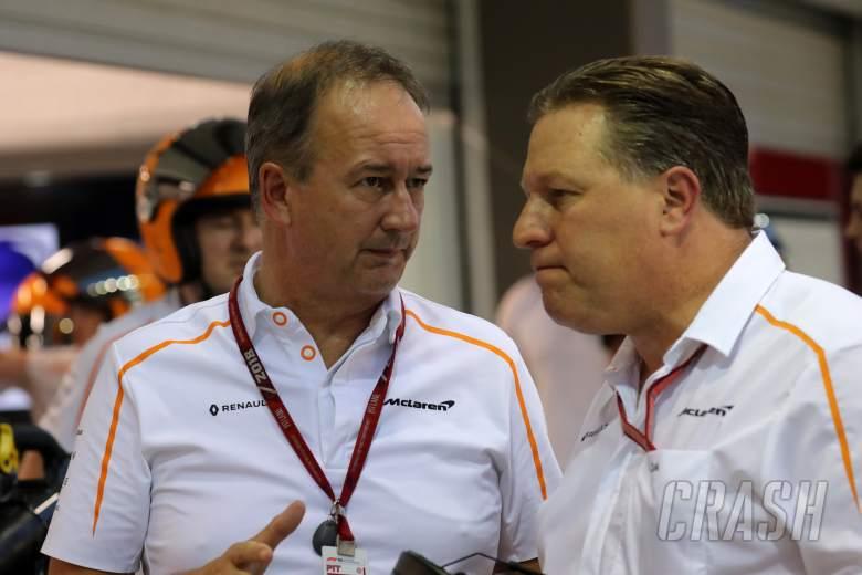 McLaren 'belum selesai' dengan restrukturisasi tim F1