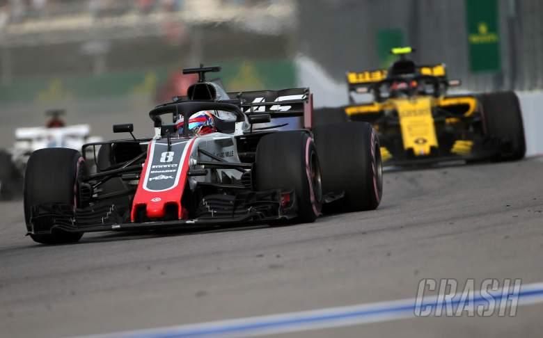 Steiner: Protes Monza membuktikan Renault 'nekat' dalam pertarungan Haas