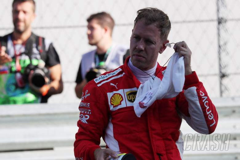 Support for 'over-performing' Vettel from F1 rivals