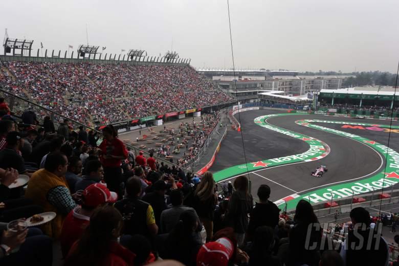 """Perez: Masa depan F1 GP Meksiko tampak """"lebih menjanjikan"""""""