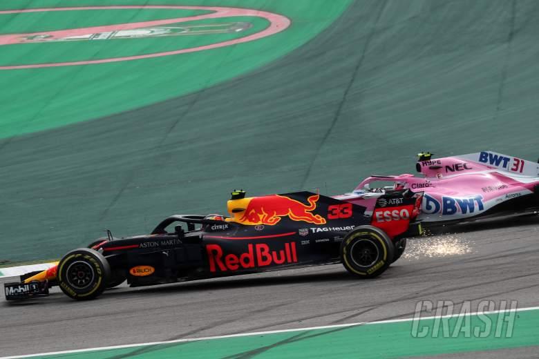 Horner: Ocon 'beruntung bisa lolos' dengan dorongan dari Verstappen