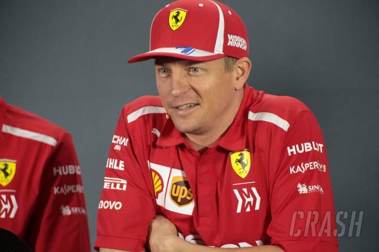 F1 Gossip: Raikkonen 'has fun' at FIA prize giving party