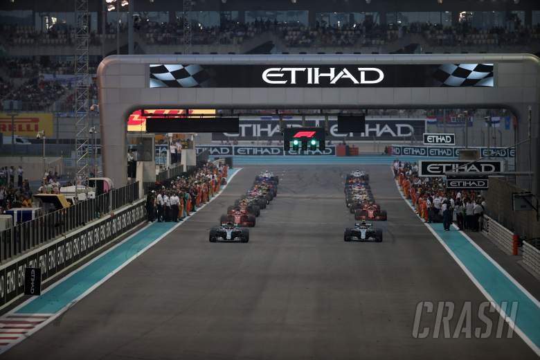 FIA mengonfirmasi perubahan aturan formasi grid F1 untuk penalti mesin