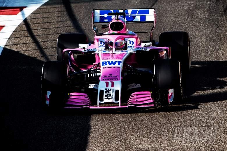 Perez: Racing Point can bridge gap to leading F1 teams