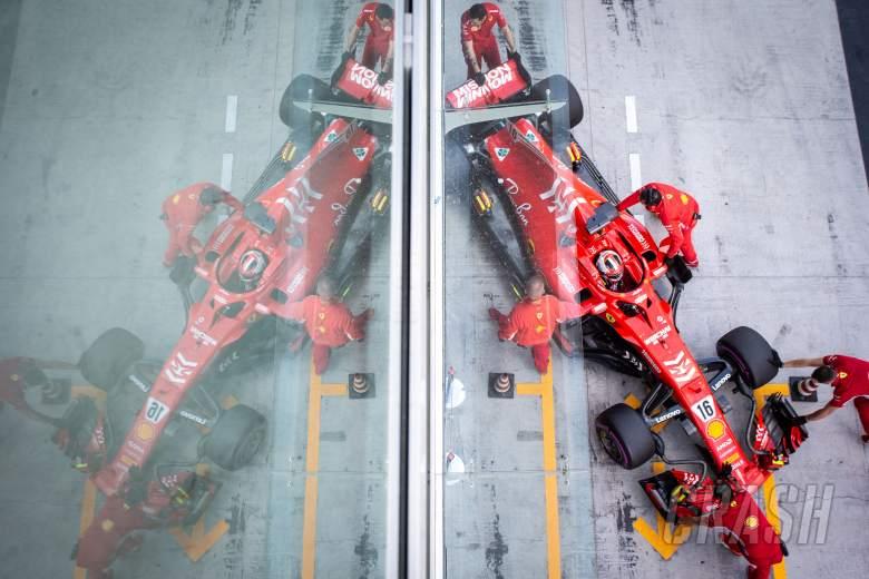 Ferrari president refutes F1 team management 'overhaul'