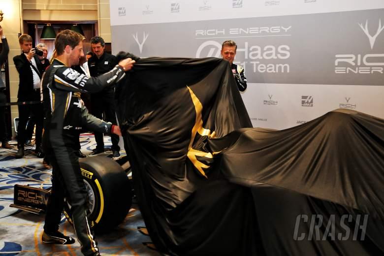Haas, Romain Grosjean, Kevin Magnussen, F1,