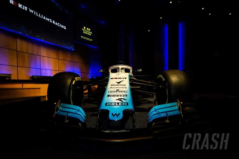Williams scraps plan to run FW42 F1 car at filming day