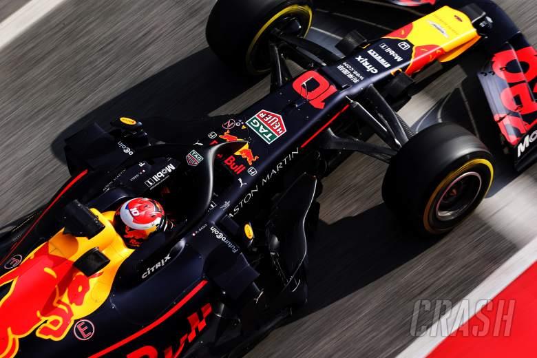 Red Bull's Gasly 'terkejut' dalam kecelakaan uji coba F1