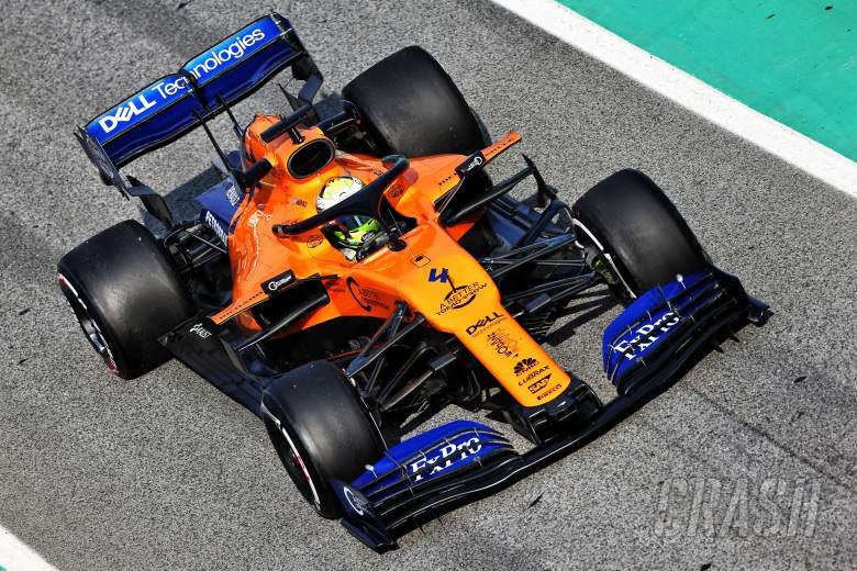 """Good confidence"" in McLaren after no 'big problems' - Norris"