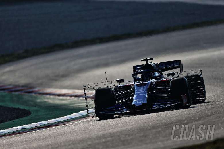 Barcelona F1 Test 1 Times - Thursday 1PM