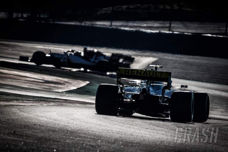Barcelona F1 Test 2 Times - Tuesday FINAL