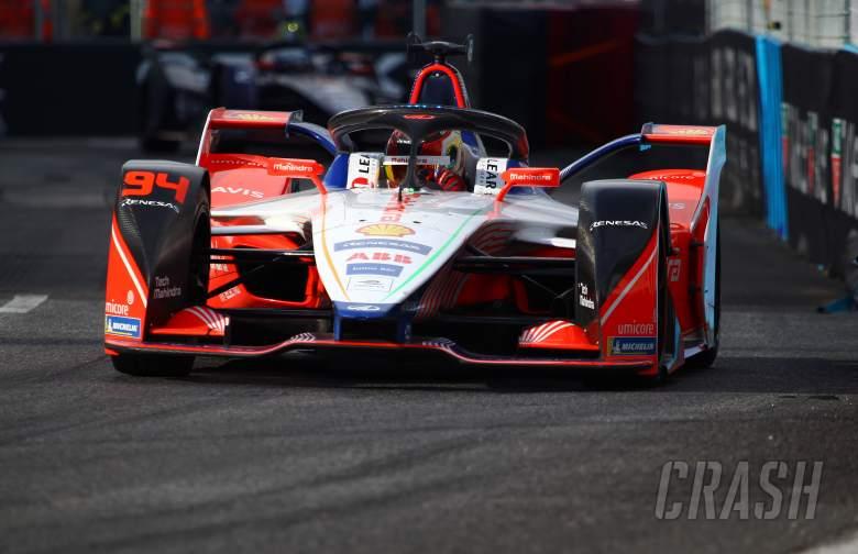 Wehrlein mengalahkan Rowland di tiang Formula E.