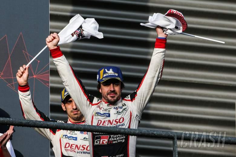Alonso: Mahkota WEC tidak akan setara dengan gelar F1