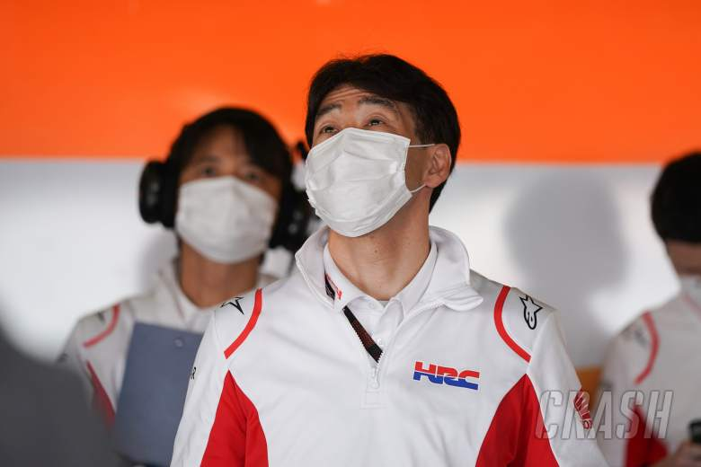 Tetsuhiro Kuwata: It's been a special weekend for Honda to see Marc return