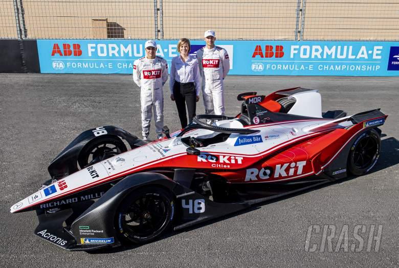 ROKiT menjadi sponsor utama tim Formula E. Venturi