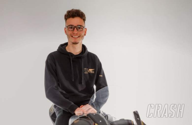 Bradley Ray joins Kyle Ryde in fresh Rich Energy OMG BMW BSB line-up