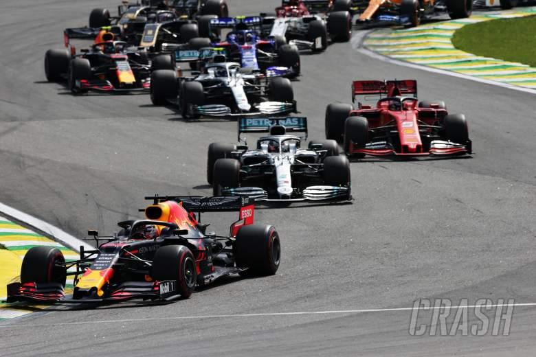 F1 unveils initial 23-round 2021 calendar with Interlagos retained
