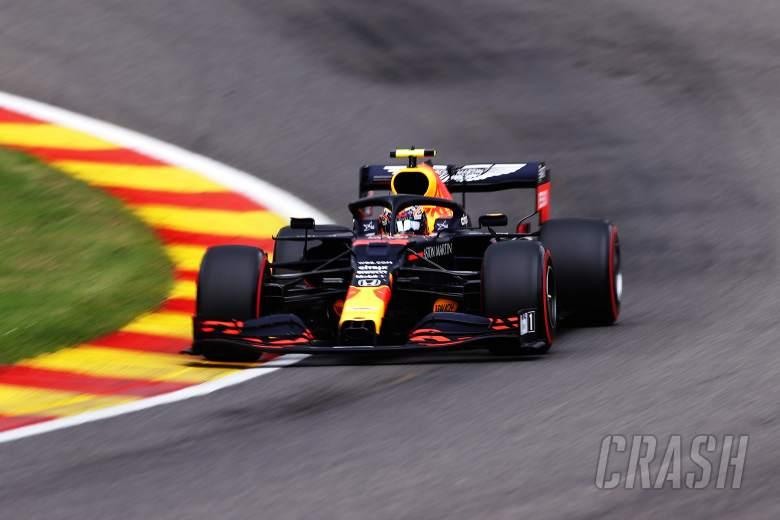 Verstappen sees 'lots of opportunities' from P3 in F1 Belgian GP