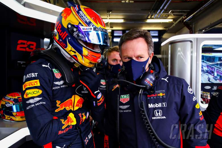 """Red Bull will look at """"outside"""" options for F1 2021 if Albon is dropped"""