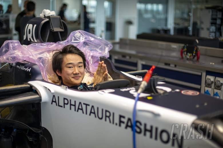 Tsunoda edging closer to 2021 F1 drive with AlphaTauri Imola test