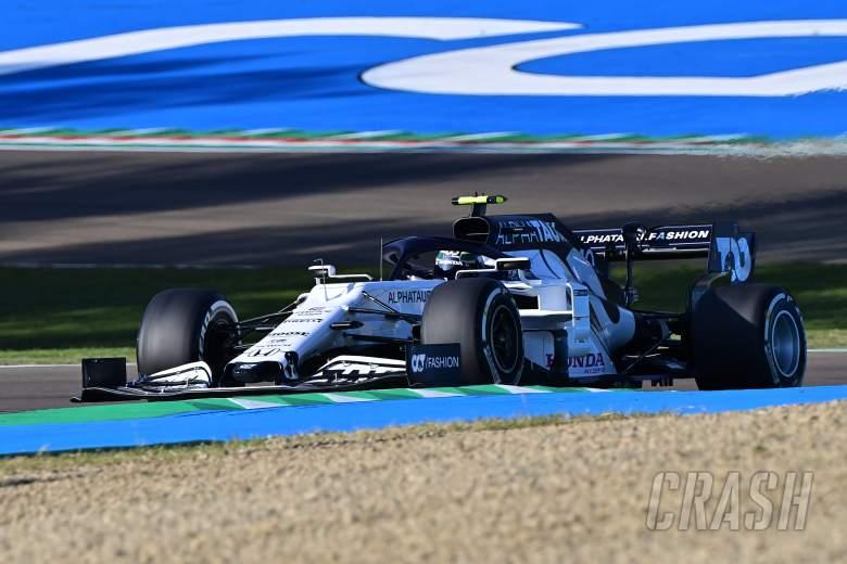 F1 Emilia Romagna Grand Prix 2020 - Free Practice Results