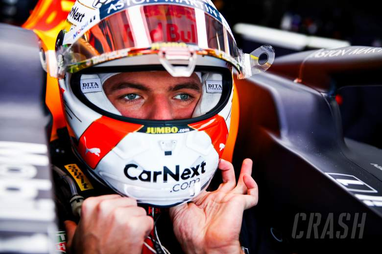 "F1 Turkish GP: Verstappen not worried if ""head falls off"" at Turn 8"