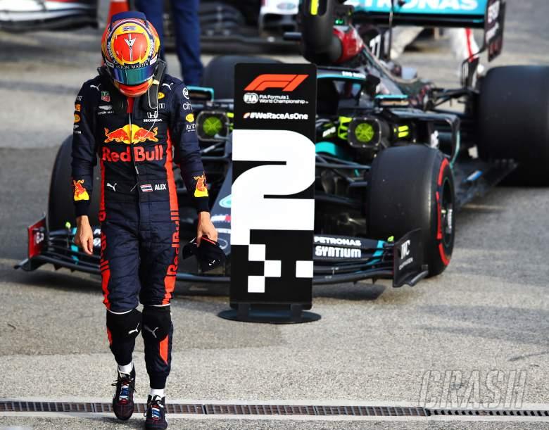 Apakah penampilan Imola Alex Albon memastikan nasibnya di F1 Red Bull?