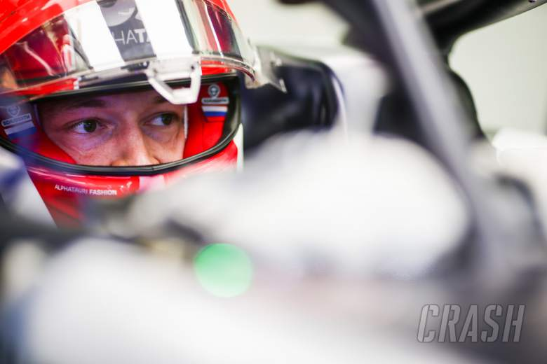 Kvyat provides update on 2021 prospects with F1 stay 'very slim'