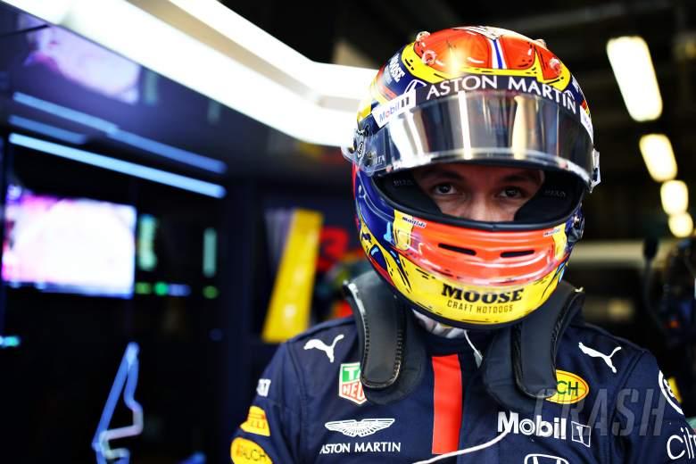 Menjatuhkan Alex Albon 'terluka' tetapi tidak menyerah pada impian F1, mata 2022 akan kembali