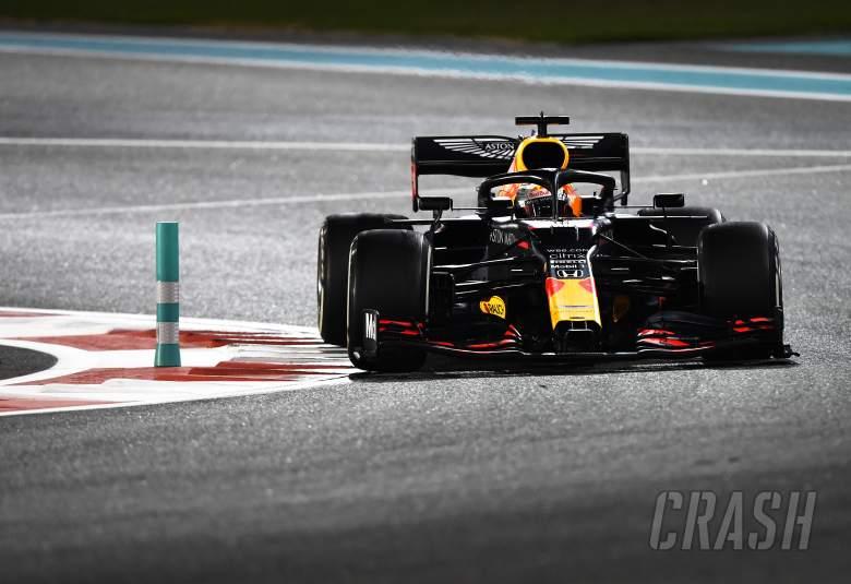 Verstappen memiliki kilas balik ke Spa, masalah ban Imola F1 di GP Abu Dhabi