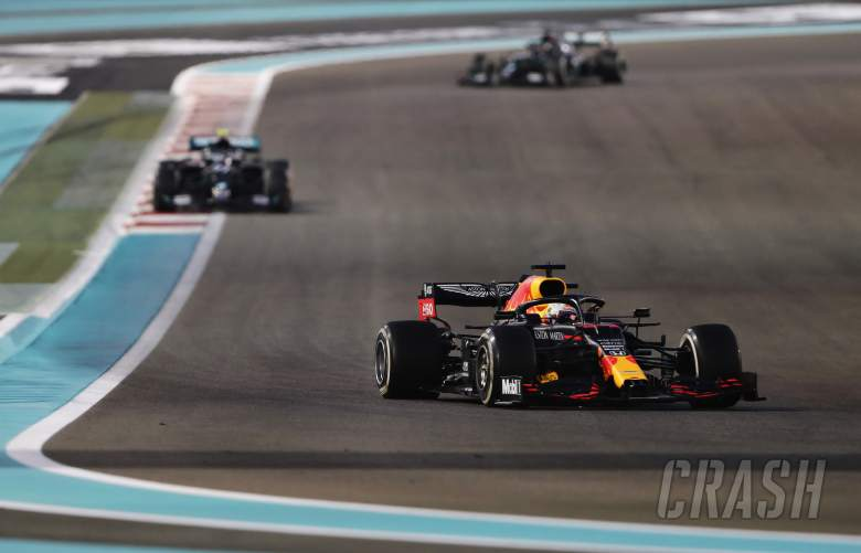 """Abu Dhabi GP defeat to F1 rivals Red Bull a """"slap on the wrist"""" for Mercedes"""