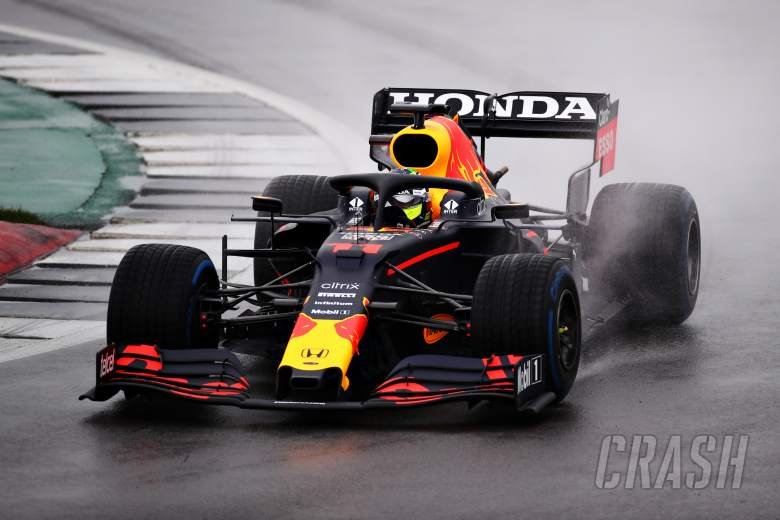 """Perez felt """"very comfortable"""" on Red Bull F1 debut at Silverstone"""