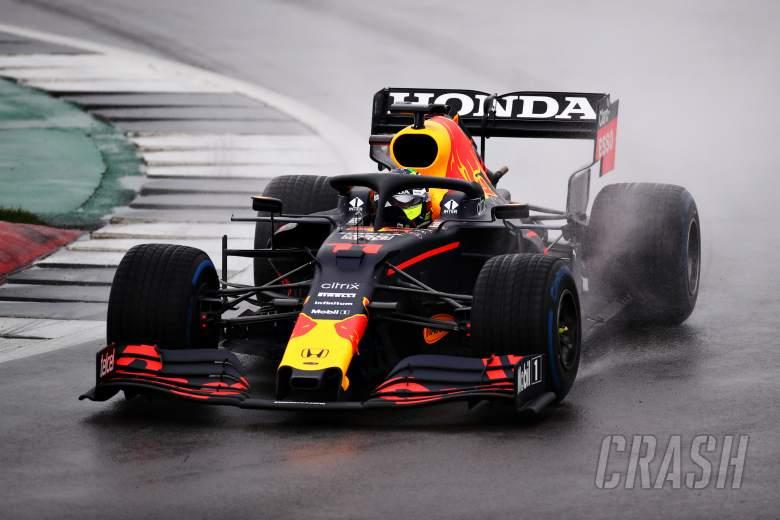 Jalani Tes Perdana Red Bull, Sergio Perez Merasa Sangat Nyaman
