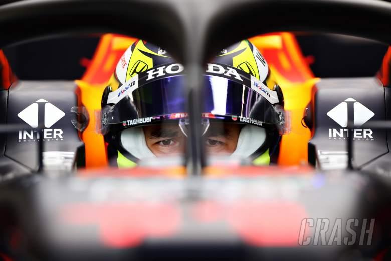 Sergio Perez Terkesan Dengan Potensi Red Bull RB16B