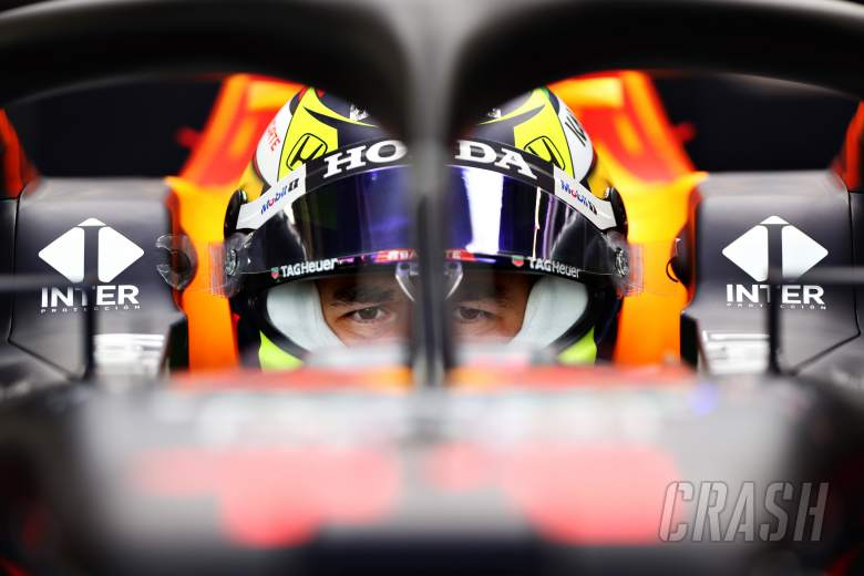 """Perez says RB16B has """"a lot of potential"""" after F1 shakedown"""