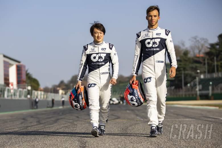 Gasly ready to lead AlphaTauri in F1 2021 following Tsunoda arrival