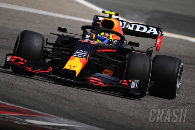 Five races before I'm fully comfortable in Red Bull F1 car - Perez