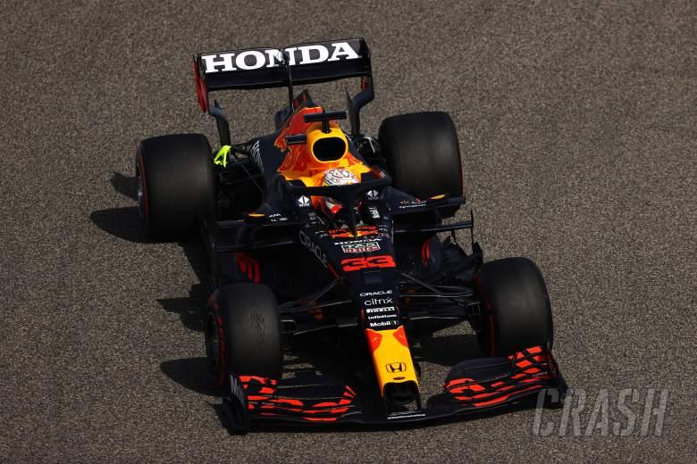 F1 Bahrain GP: Verstappen heads Bottas by 0.3s in opening practice