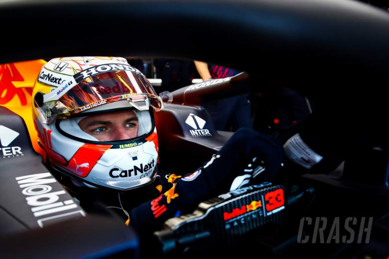 F1 driveshaft issue puts Verstappen 'a little bit' on back foot at Imola
