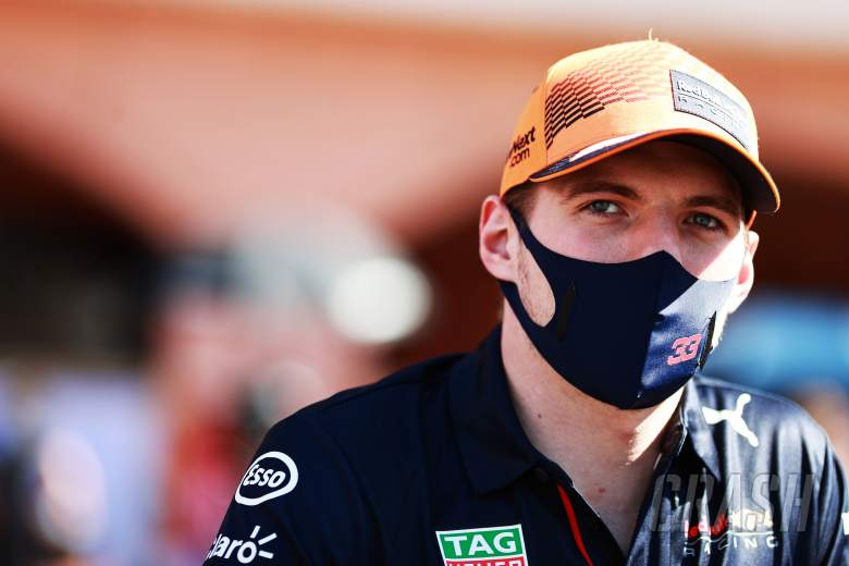Verstappen hits back at Hamilton: I have nothing to prove in F1