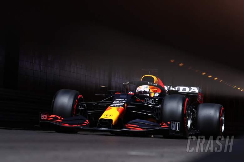 F1 GP Monaco: Diwarnai Kecelakaan, Verstappen Kuasai FP3
