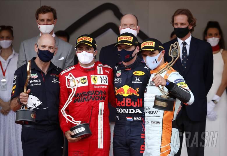 Five winners and five losers from F1's Monaco Grand Prix