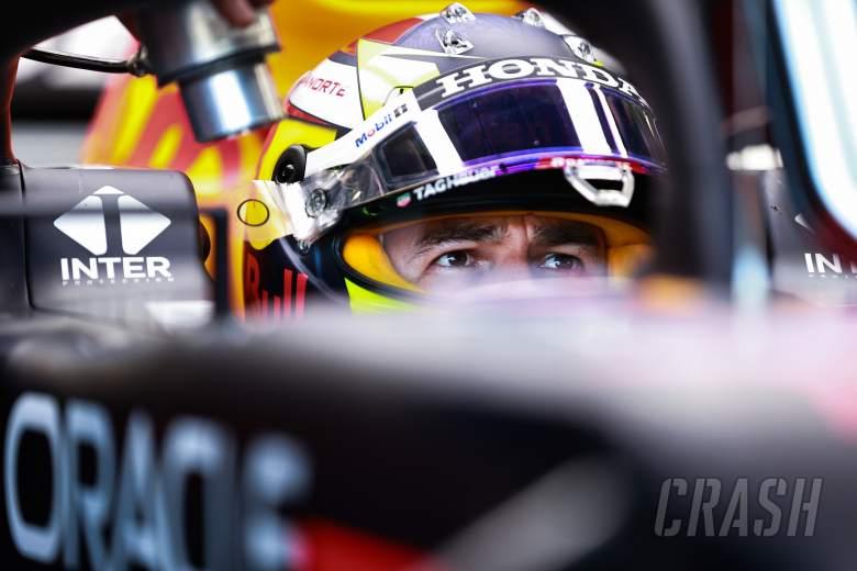 """Perez """"sangat kesal"""" dengan 'bencana' Q3 di kualifikasi F1 Baku"""