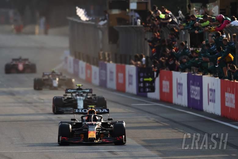 Five winners and five losers from F1's Azerbaijan GP